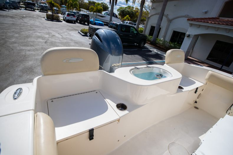 Thumbnail 13 for Used 2014 Cobia 217 Center Console boat for sale in West Palm Beach, FL