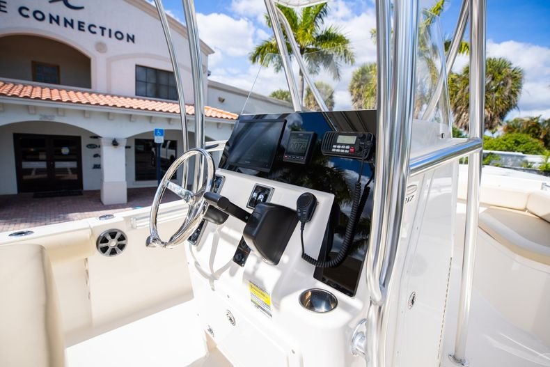 Thumbnail 21 for Used 2014 Cobia 217 Center Console boat for sale in West Palm Beach, FL