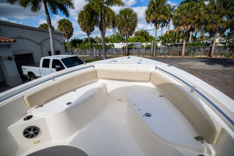 Thumbnail 34 for Used 2014 Cobia 217 Center Console boat for sale in West Palm Beach, FL
