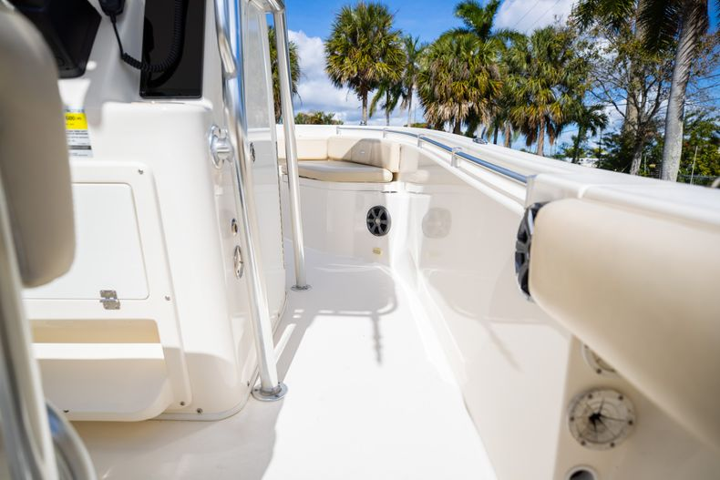 Thumbnail 17 for Used 2014 Cobia 217 Center Console boat for sale in West Palm Beach, FL