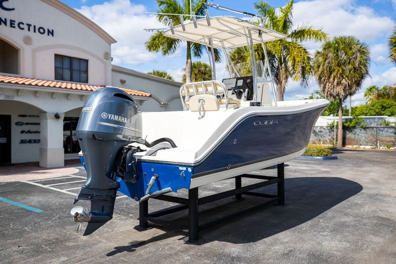 Thumbnail 10 for Used 2014 Cobia 217 Center Console boat for sale in West Palm Beach, FL