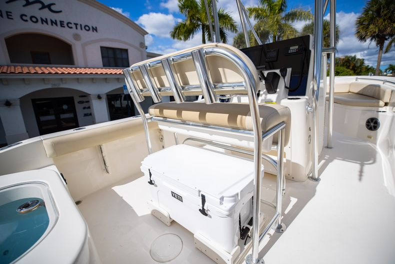 Thumbnail 18 for Used 2014 Cobia 217 Center Console boat for sale in West Palm Beach, FL