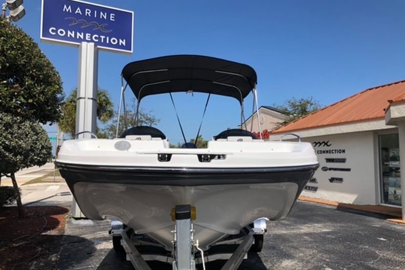 Image 2 for 2021 Hurricane SunDeck Sport SS 218 OB in Vero Beach, FL