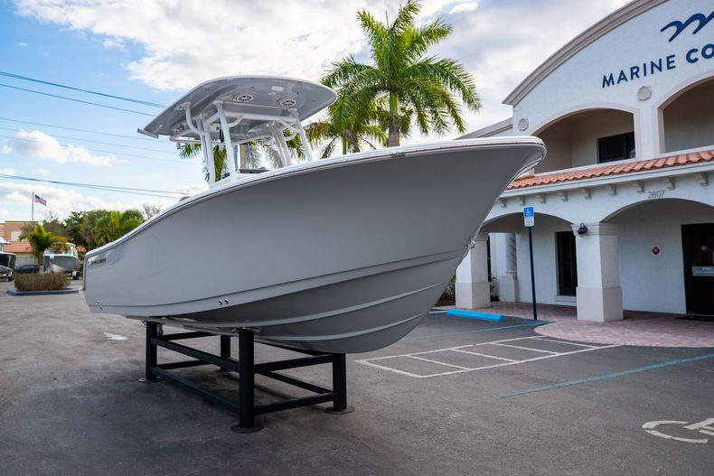 Thumbnail 1 for Used 2018 Sportsman Heritage 241 Center Console boat for sale in West Palm Beach, FL