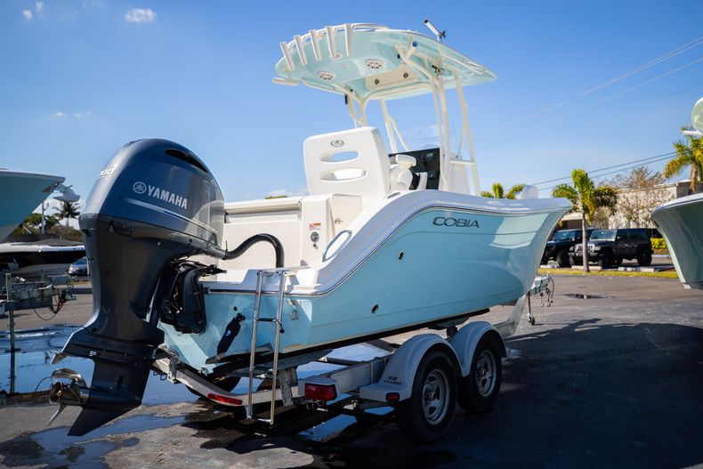 Thumbnail 2 for New 2021 Cobia 220 CC boat for sale in West Palm Beach, FL