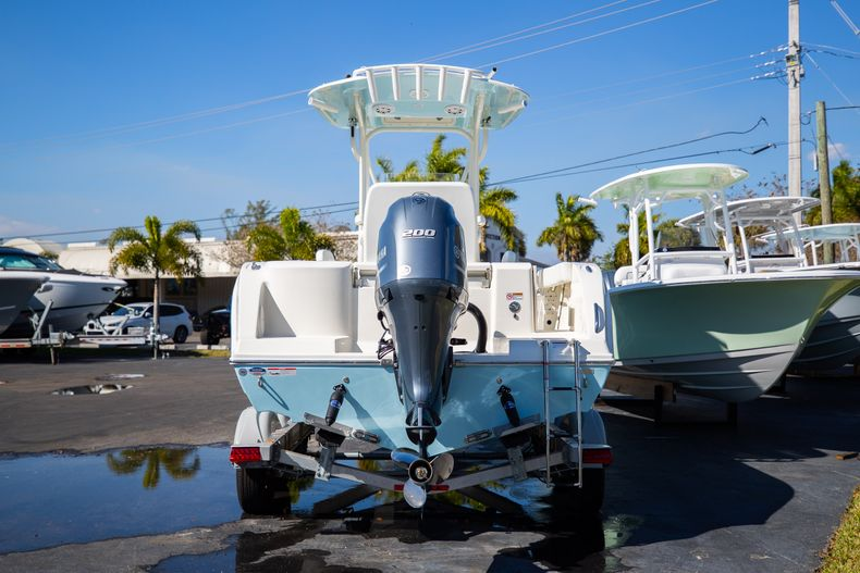 Thumbnail 3 for New 2021 Cobia 220 CC boat for sale in West Palm Beach, FL