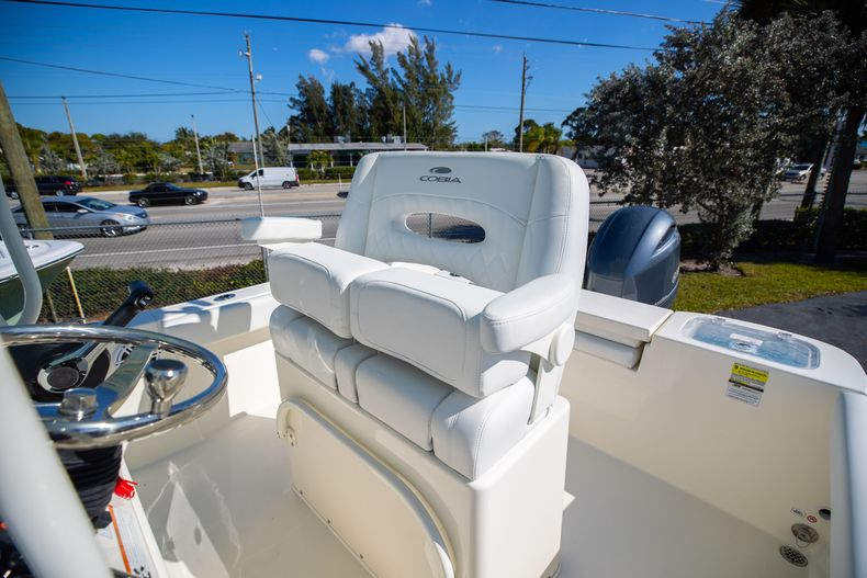 Thumbnail 7 for New 2021 Cobia 220 CC boat for sale in West Palm Beach, FL