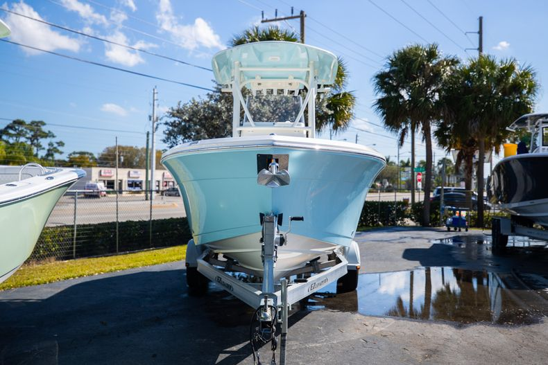 Thumbnail 1 for New 2021 Cobia 220 CC boat for sale in West Palm Beach, FL