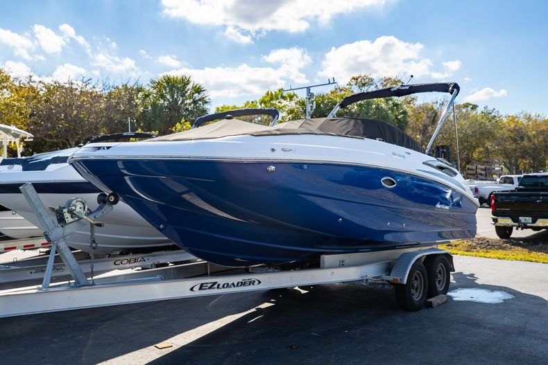 Image 0 for 2021 Hurricane SunDeck SD 2410 OB in West Palm Beach, FL