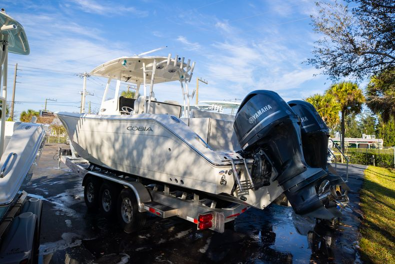 Thumbnail 1 for New 2021 Cobia 320 CC boat for sale in West Palm Beach, FL
