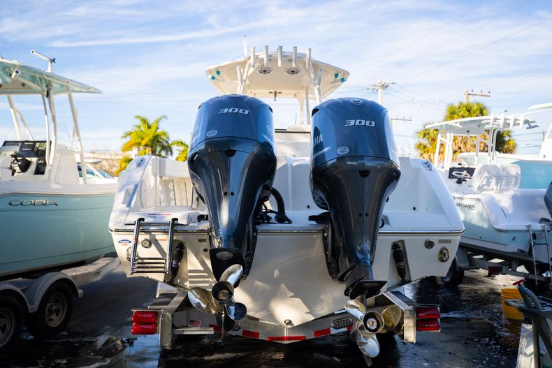 Thumbnail 2 for New 2021 Cobia 320 CC boat for sale in West Palm Beach, FL