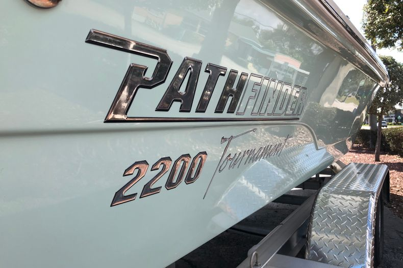 Image 6 for 2021 Pathfinder 2200 TE in Vero Beach, FL