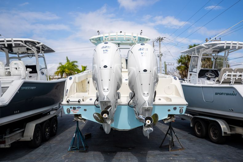 Thumbnail 3 for New 2021 Cobia 350 CC boat for sale in West Palm Beach, FL