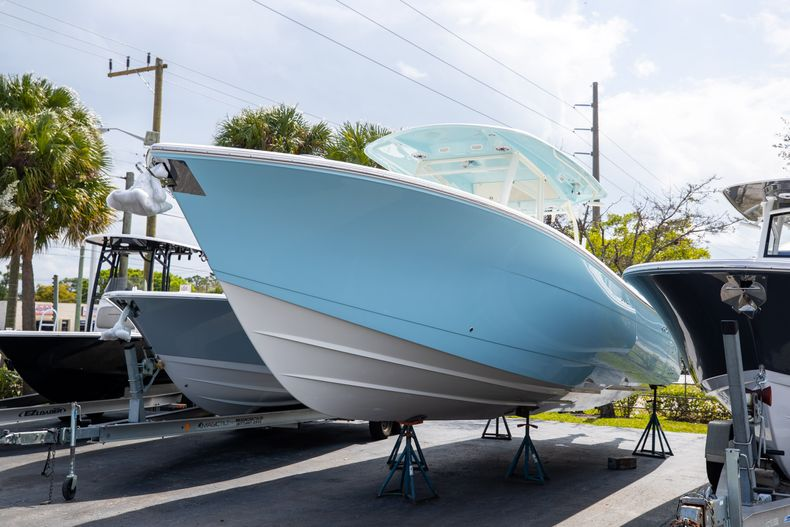 New 2021 Cobia 350 CC boat for sale in West Palm Beach, FL