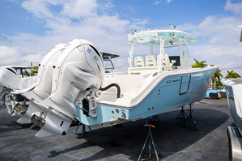 Thumbnail 2 for New 2021 Cobia 350 CC boat for sale in West Palm Beach, FL
