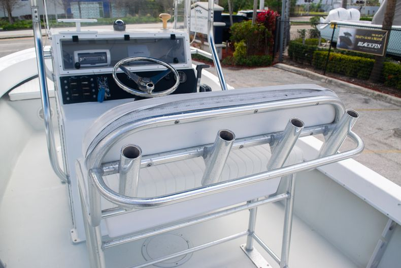 Thumbnail 11 for Used 2002 Dusky 203 Open Center Console boat for sale in Fort Lauderdale, FL
