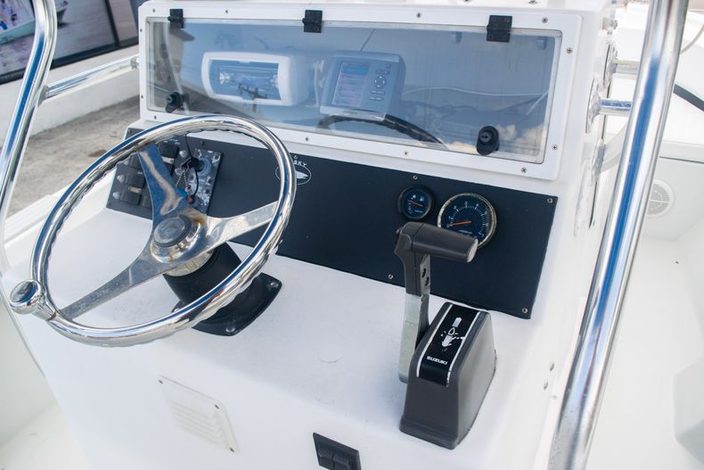 Thumbnail 18 for Used 2002 Dusky 203 Open Center Console boat for sale in Fort Lauderdale, FL