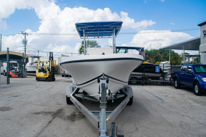 Thumbnail 2 for Used 2002 Dusky 203 Open Center Console boat for sale in Fort Lauderdale, FL