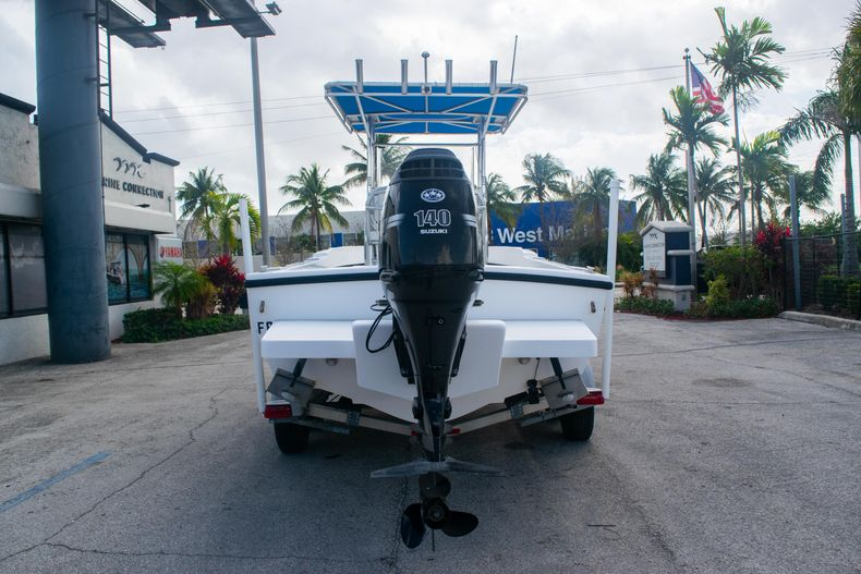 Thumbnail 6 for Used 2002 Dusky 203 Open Center Console boat for sale in Fort Lauderdale, FL