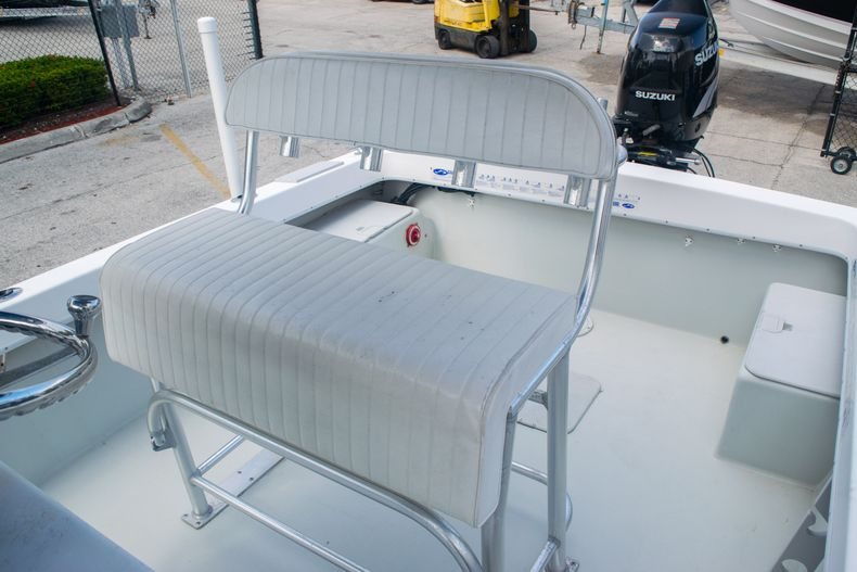Thumbnail 13 for Used 2002 Dusky 203 Open Center Console boat for sale in Fort Lauderdale, FL