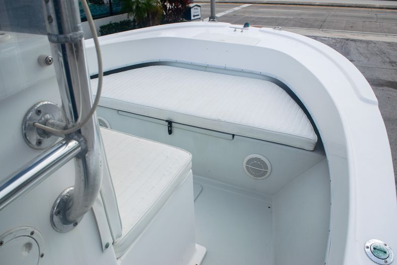 Thumbnail 22 for Used 2002 Dusky 203 Open Center Console boat for sale in Fort Lauderdale, FL