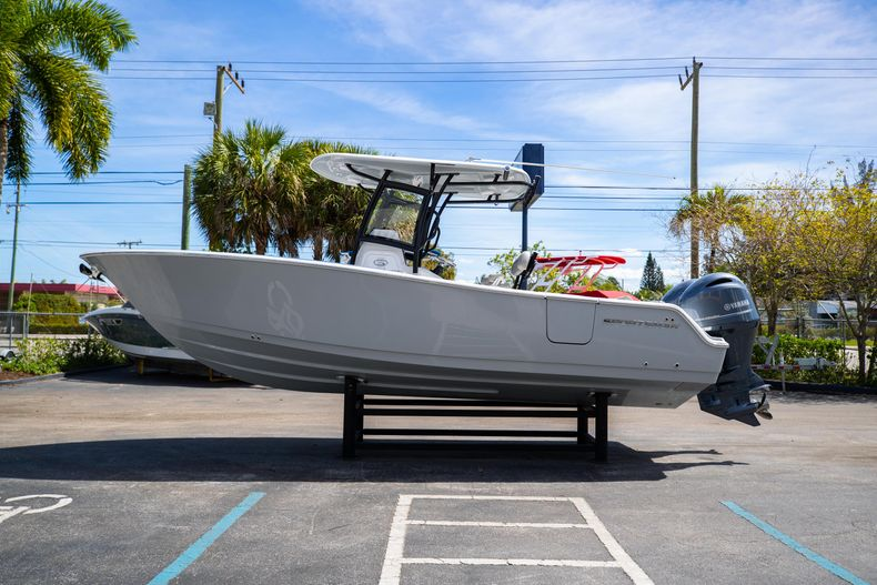 Thumbnail 4 for New 2021 Sportsman Open 252 Center Console boat for sale in West Palm Beach, FL