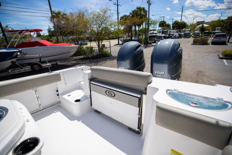 Thumbnail 15 for New 2021 Sportsman Open 252 Center Console boat for sale in West Palm Beach, FL