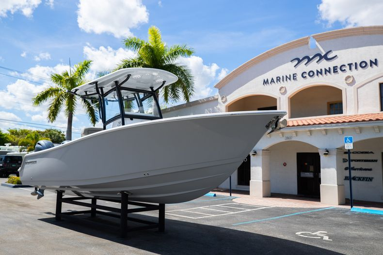 Thumbnail 1 for New 2021 Sportsman Open 252 Center Console boat for sale in West Palm Beach, FL