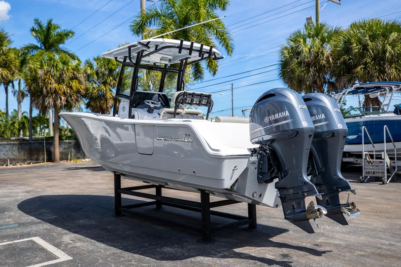 Thumbnail 5 for New 2021 Sportsman Open 252 Center Console boat for sale in West Palm Beach, FL