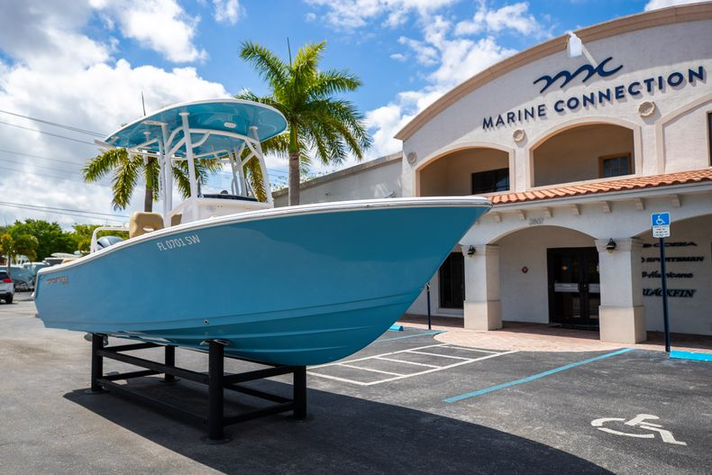 Thumbnail 1 for Used 2021 Sportsman Heritage 211 Center Console boat for sale in West Palm Beach, FL