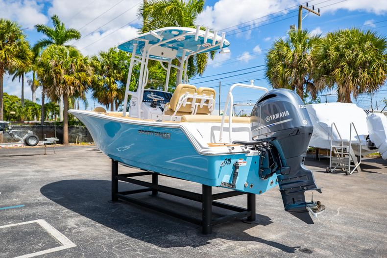 Thumbnail 7 for Used 2021 Sportsman Heritage 211 Center Console boat for sale in West Palm Beach, FL
