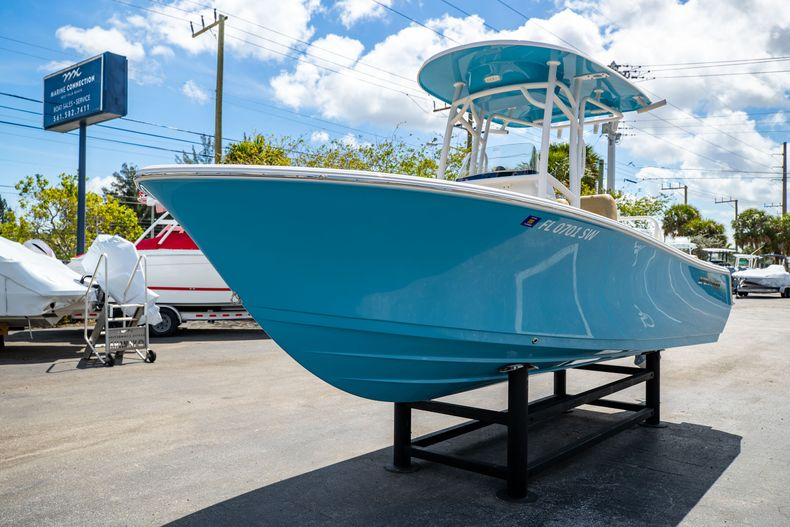 Thumbnail 4 for Used 2021 Sportsman Heritage 211 Center Console boat for sale in West Palm Beach, FL