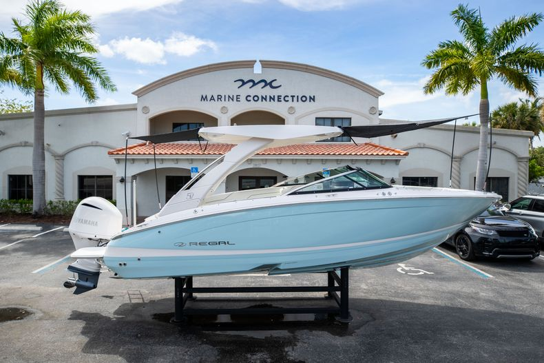 Thumbnail 1 for Used 2021 Regal LX6 Only 7 Hours boat for sale in West Palm Beach, FL