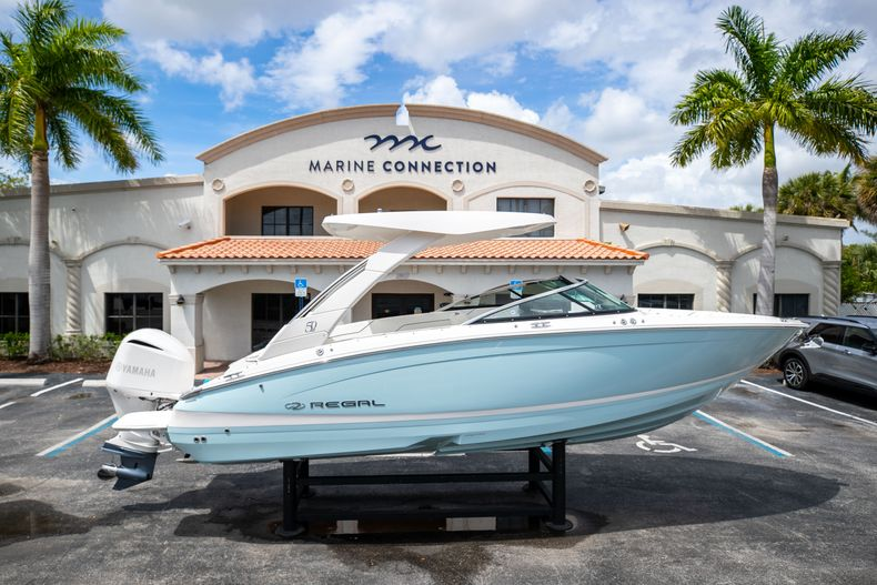 Used 2021 Regal LX6 Only 7 Hours boat for sale in West Palm Beach, FL