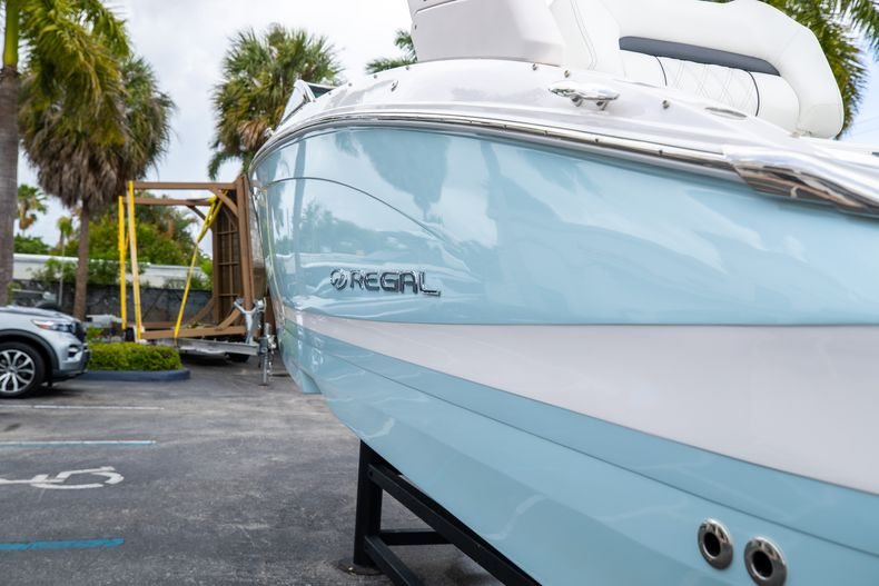 Thumbnail 10 for Used 2021 Regal LX6 Only 7 Hours boat for sale in West Palm Beach, FL