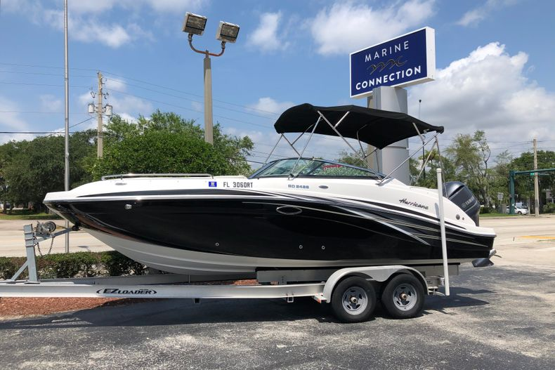 Photo for 2018 Hurricane SunDeck SD 2486 OB