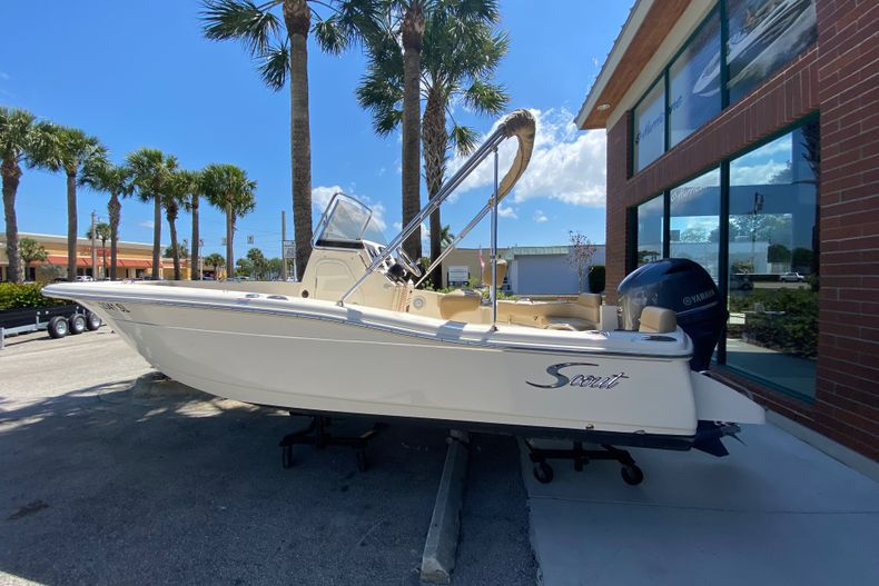 Photo for 2020 Scout 195 Sportfish Center Console