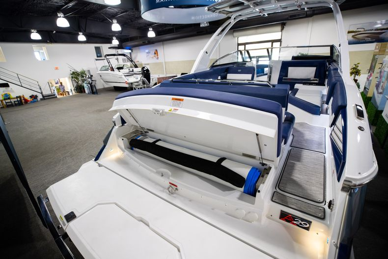 Thumbnail 10 for New 2021 Cobalt A29 boat for sale in Aventura, FL
