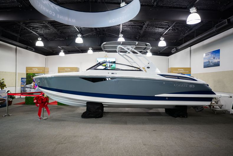 Thumbnail 1 for New 2021 Cobalt A29 boat for sale in Aventura, FL
