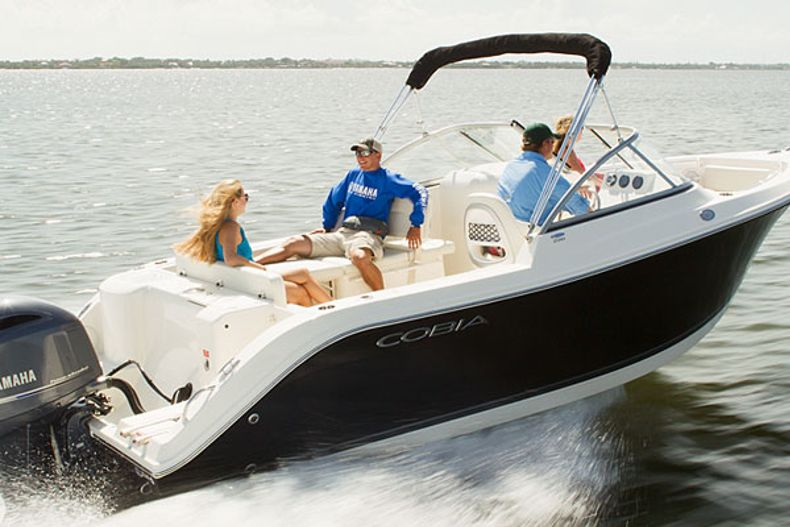 Photo for 2022 Cobia 220 DC
