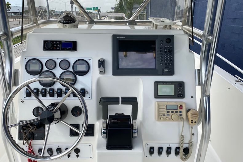 Thumbnail 20 for Used 2001 Stamas 250 Tarpon boat for sale in Miami, FL