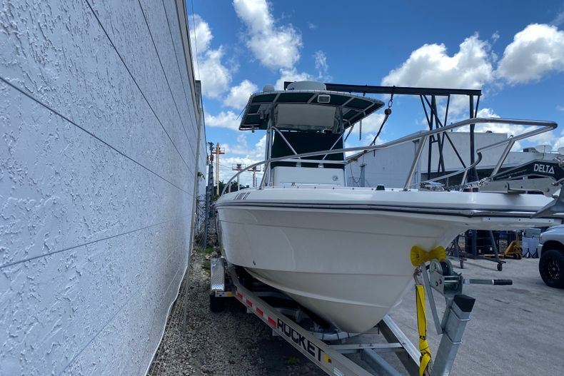 Thumbnail 1 for Used 2001 Stamas 250 Tarpon boat for sale in Miami, FL