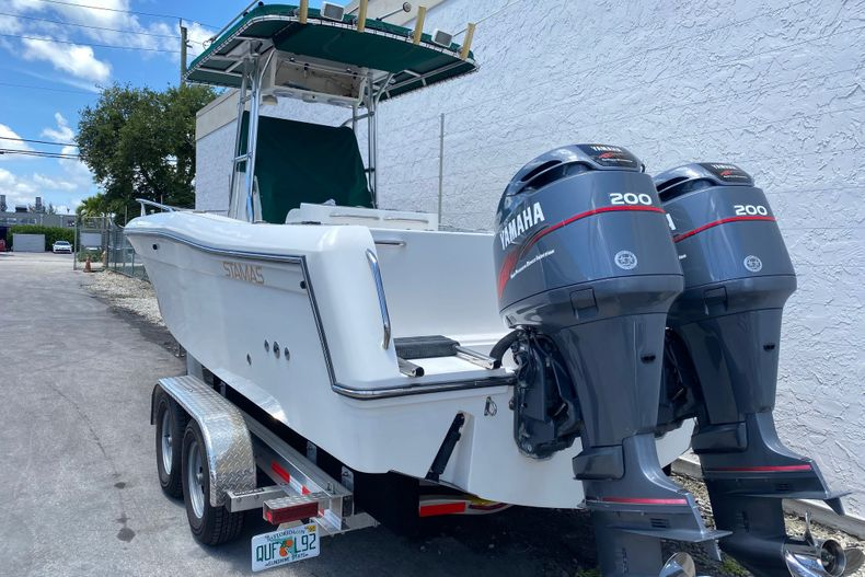 Thumbnail 2 for Used 2001 Stamas 250 Tarpon boat for sale in Miami, FL