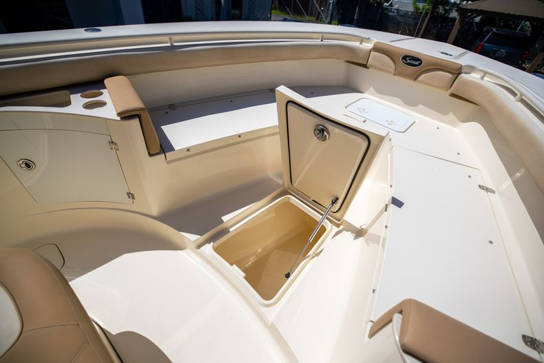Thumbnail 54 for Used 2013 Scout 275 XSF boat for sale in West Palm Beach, FL