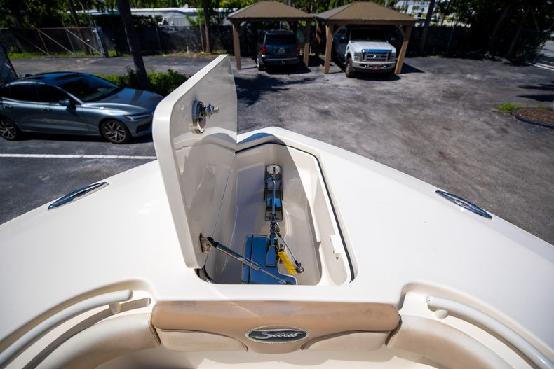 Thumbnail 60 for Used 2013 Scout 275 XSF boat for sale in West Palm Beach, FL