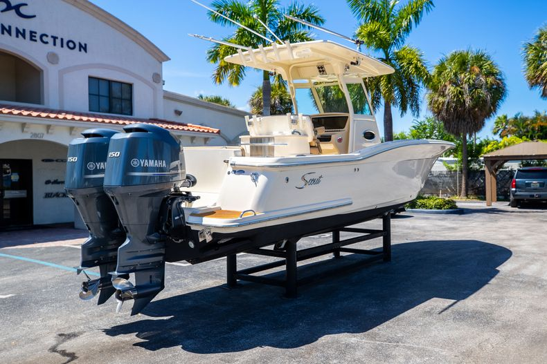 Thumbnail 10 for Used 2013 Scout 275 XSF boat for sale in West Palm Beach, FL