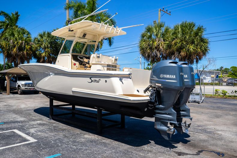 Thumbnail 7 for Used 2013 Scout 275 XSF boat for sale in West Palm Beach, FL