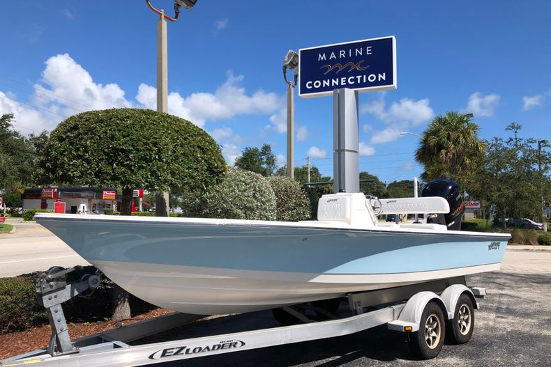 Thumbnail 1 for New 2021 Hewes Redfisher 21 boat for sale in Vero Beach, FL