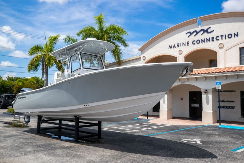 Thumbnail 1 for Used 2018 Sportsman 282 Center Console boat for sale in West Palm Beach, FL