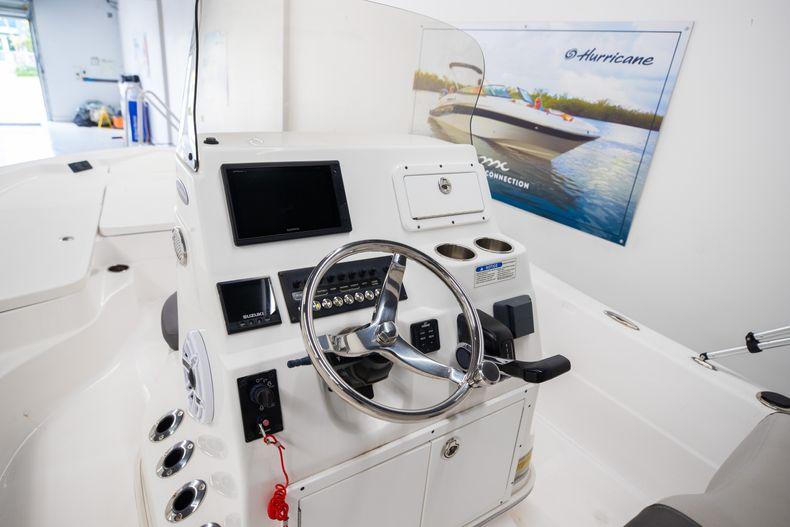 Thumbnail 5 for Used 2019 Aquasport 224 Bay boat for sale in Stuart, FL